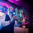 saxofonist huren feest